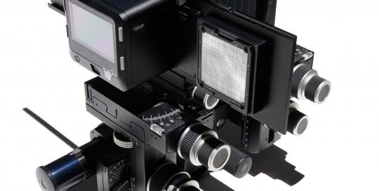 Sinar P3df - IQ3 100 MP